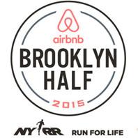 Detailed Course Map for the 2015 Brooklyn Half-Marathon.