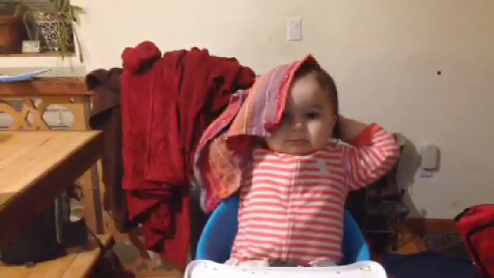 Eloise Plays Peek-A-Boo