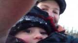 Sledding With Emmett